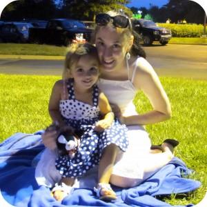 Nola Creepigurl 4th of July